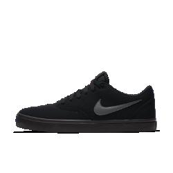 Мужская обувь для скейтбординга Nike SB Check Solarsoft CanvasМужская обувь для скейтбординга Nike SB Check Solarsoft Canvas с легким верхом и ультрамягкой прорезной стелькой создана для защиты от ударных нагрузок и естественного комфорта во время катания и на каждый день.<br>