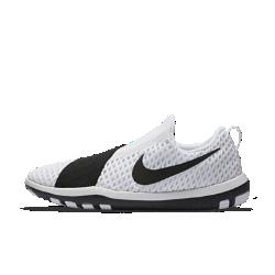 Женские кроссовки для тренинга Nike Free ConnectБлагодаря инновационной подметке, которая расширяется и сжимается при каждом шаге, женские кроссовки для тренинга Nike Free Connect без шнуровки идеально подходят для кардиотренировок, групповых занятий и круговых тренировок.<br>