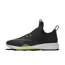Женские кроссовки для тренинга Nike Air Zoom StrongЖенские кроссовки для тренинга Nike Air Zoom Strong обеспечивают плотную посадку и амортизацию Zoom Air, а также комфорт и функциональность для высокоинтенсивных тренировок.  МГНОВЕННАЯ АМОРТИЗАЦИЯ  Вставка Nike Zoom Air в области пятки поглощает ударные нагрузки, обеспечивая мгновенную амортизацию во время тренинга.  НАДЕЖНАЯ ФИКСАЦИЯ  Нити Flywire и эластичный ремешок фиксируют среднюю часть стопы для превосходной стабилизации во время движений вперед и в стороны.  ПЛОТНАЯ ПОСАДКА  Цельная внутренняя вставка из неопрена обеспечивает плотную посадку для комфорта.<br>