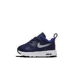 Кроссовки для малышей Nike Air Max TavasКроссовки для малышей Nike Air Max Tavas — новая версия оригинальной модели с верхом из синтетической кожи или текстиля (материал зависит от расцветки) и накладками с перфорацией для воздухопроницаемости и поддержки.<br>