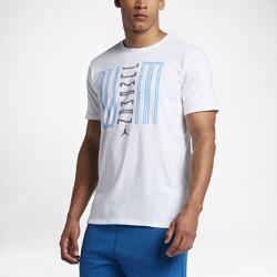 Мужская футболка Air Jordan 11 Jumpman 23Мужская футболка Air Jordan 11 Jumpman 23 из чистого хлопка с фирменной графикой обеспечивает длительный комфорт.<br>