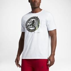 Мужская футболка Jordan Pure Money Bank NoteМужская футболка Jordan Pure Money Bank Note из чистого хлопка обеспечивает длительный комфорт.<br>