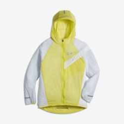 Беговая куртка для мальчиков школьного возраста Nike Impossibly LightБеговая куртка для мальчиков школьного возраста Nike Impossibly Light обеспечивает невероятную легкость во время бега и компактно складывается в специальный карман после пробежки.<br>