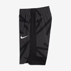 Баскетбольные шорты для мальчиков школьного возраста Nike Flex Kyrie Hyper Elite 20,5 смБаскетбольные шорты для мальчиков школьного возраста Nike Flex Kyrie Hyper Elite 20,5 см из эластичной ткани Flex с сетчатыми вставками обеспечивают охлаждение и комфорт во времяигры.<br>