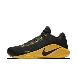 Мужские баскетбольные кроссовки Nike Hyperdunk 2016 LowМужские баскетбольные кроссовки Nike Hyperdunk 2016 Low с воздухопроницаемым верхом и вставкой Zoom Air обеспечивают отличную вентиляцию и упругую амортизацию без утяжеления.<br>