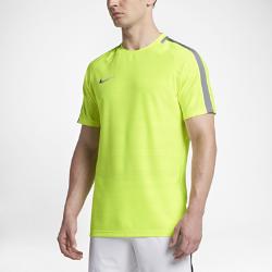 Мужская игровая футболка Nike Dry SquadМужская игровая футболка Nike Dry Squad из влагоотводящей ткани с рукавами покроя реглан обеспечивает комфорт и свободу движений на поле.<br>