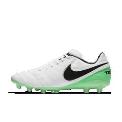 Футбольные бутсы для игры на искусственном газоне Nike Tiempo Legacy II AG-PROФутбольные бутсы для игры на искусственном газоне Nike Tiempo Legacy II AG-PRO с влагонепроницаемым верхом обеспечивают прекрасное сцепление с поверхностью, а также отличноекасание мяча и скорость на искусственном газоне.<br>