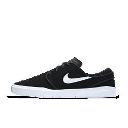 Мужская обувь для скейтбординга Nike SB Lunar Stefan Janoski HyperfeelГибкость и сцеплениеРезиновая подметка с тонким сетчатым протектором обеспечивает превосходное сцепление и гибкость, а текстурированная боковая часть упрощает выполнение маневров.<br>