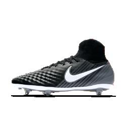 Футбольные бутсы для игры на мягком грунте Nike Magista Orden IIФутбольные бутсы для игры на мягком грунте Nike Magista Orden II с завышенным бортиком обеспечивают дополнительную поддержку для непревзойденной результативности.<br>