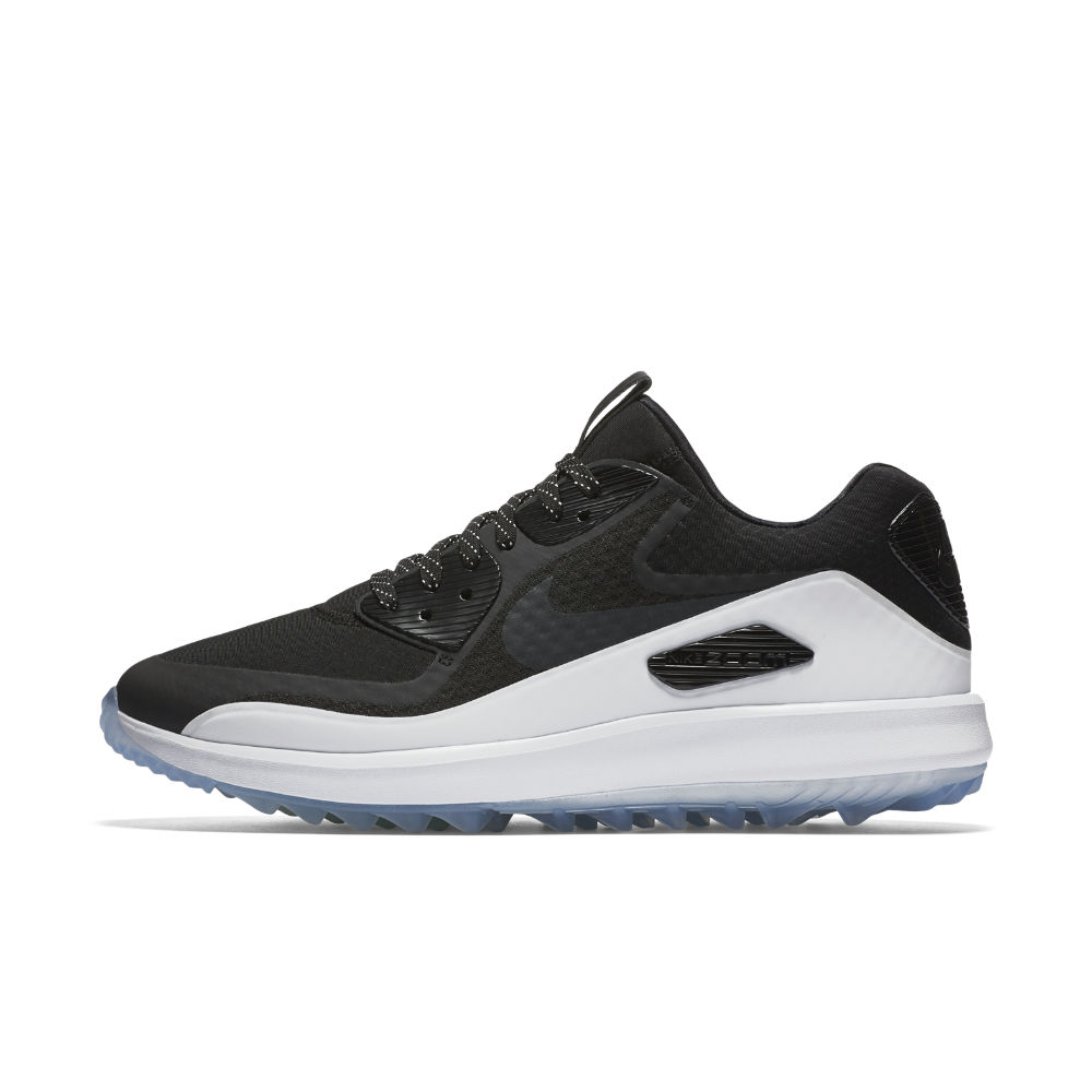 4a40f33e96f Nike Air Zoom 90 IT Men s Golf Shoe Size 11 (Black) - Clearance Sale ...