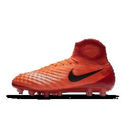 Футбольные бутсы для игры на искусственном газоне Nike Magista Obra II AG-PROФутбольные бутсы для игры на искусственном газоне Nike Magista Obra II AG-PRO обеспечивают точность касания и улучшенную посадку для безупречного ведения игры.<br>
