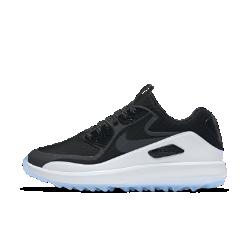 Женские кроссовки для гольфа Nike Air Zoom 90 ITЖенские кроссовки для гольфа Nike Air Zoom 90 IT — новая версия любимой модели Рори Макилроя с водонепроницаемым верхом и превосходной системой сцепления для тех, кто не считает плохую погоду препятствием.<br>