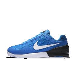Мужские теннисные кроссовки NikeCourt Zoom Cage 2Мужские теннисные кроссовки NikeCourt Zoom Cage 2 позволяют двигаться на корте свободно и естественно. Прочная поддержка боковых частей стопы и упругая амортизация обеспечивают комфорт и стабилизацию при быстрых перемещениях.<br>
