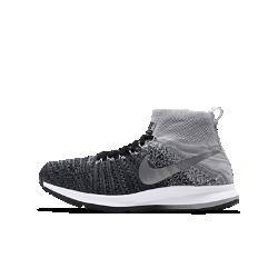 Беговые кроссовки для школьников Nike Air Zoom Pegasus All Out FlyknitБеговые кроссовки для школьников Nike Air Zoom Pegasus All Out Flyknit созданы специально для детей. Упругая амортизация и плотная посадка обеспечивают непревзойденный комфорт как на соревнованиях, так и на ежедневных тренировках.<br>