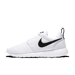 Женские кроссовки Nike Roshe OneУниверсальные женские кроссовки Nike Roshe One в минималистичном дизайне можно носить с носками или без них, со спортивной или более формальной одеждой: они идеально подойдут для прогулок и активного отдыха.<br>