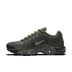 Мужские кроссовки Nike Air Max Plus JacquardМужские кроссовки Nike Air Max Plus Jacquard сохранили легендарную систему амортизации Tuned Air оригинальной модели 1998 года. Их легкий эластичный материал с жаккардовым плетением создает превосходную вентиляцию.<br>