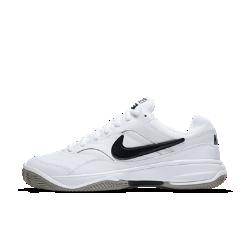 Мужские теннисные кроссовки NikeCourt Lite ClayМужские теннисные кроссовки NikeCourt Lite Clay обеспечивают абсолютный комфорт благодаря дышащей конструкции и прочному протектору, созданному для игры на грунтовых кортах.<br>