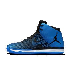 Мужские баскетбольные кроссовки Air Jordan XXXIМужские баскетбольные кроссовки Air Jordan XXXI — это максимальная адаптивность и дополнительная амортизация, которые помогут держать нужный темп и обеспечат комфорт всамые динамичные моменты игры.<br>