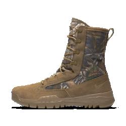 Мужские ботинки Nike SFB Field Realtree 20,5 смМужские ботинки Nike SFB Field Realtree 20,5 см — современные спортивные ботинки для пешего туризма, охоты и отдыха с палатками.Их конструкция защищает от непогоды, а легкая подошва и гибкая подметка обеспечивают свободу движений стопы на разных поверхностях.<br>