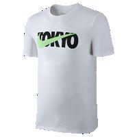 <ナイキ(NIKE)公式ストア> ナイキ TOKYO スウッシュ メンズ Tシャツ 845424-100 ホワイト画像