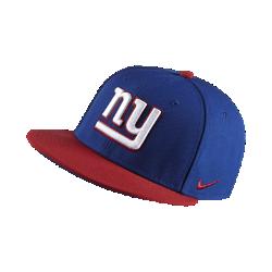 Бейсболка с застежкой Nike Everyday True (NFL Giants)Бейсболка с застежкой Nike Everyday True (NFL Giants) с жесткой конструкцией из прочных материалов создана в честь любимой команды.<br>