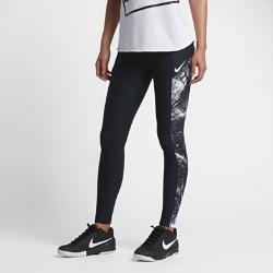 Женские теннисные тайтсы NikeCourt PowerЖенские теннисные тайтсы NikeCourt Power из эластичной влагоотводящей ткани со вставками из сетки обеспечивают вентиляцию, комфорт и свободу движений на корте.<br>
