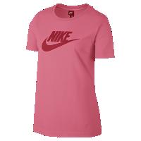 <ナイキ(NIKE)公式ストア>ナイキ スポーツウェア ウィメンズ Tシャツ 846469-823 ピンク画像