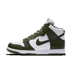 Мужские кроссовки Nike Dunk RetroКожаные мужские кроссовки Nike Dunk Retro — обновление легендарной баскетбольной модели с классическим дизайном с цветовыми блоками.&amp;#160;<br>