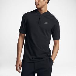 Мужская рубашка-поло Nike Sportswear BondedМужская рубашка-поло Nike Sportswear Bonded с рукавами покроя реглан и вставками в области подмышек обеспечивает свободу движений.<br>