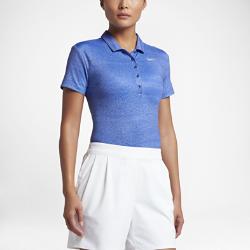 Женская рубашка-поло для гольфа Nike PrecisionЖенская рубашка-поло для гольфа Nike Precision из эластичной и легкой влагоотводящей ткани джерси обеспечивает свободу движений.<br>