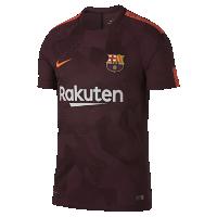 <ナイキ(NIKE)公式ストア> 2017/18 FC バルセロナ ヴェイパー マッチ サード メンズ サッカージャージー 847188-683 パープル画像