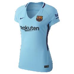 2017/18 FC Barcelona Stadium Away Women's Football Shirt