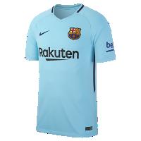 <ナイキ(NIKE)公式ストア> 2017/18 FC バルセロナ スタジアム アウェイ メンズ サッカージャージー 847254-484 ブルー画像