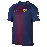 <ナイキ(NIKE)公式ストア>2017/18 FC バルセロナ スタジアム ホーム メンズ サッカージャージー 847255-457 ブルー画像