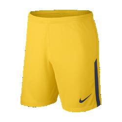Мужские футбольные шорты 2017/18 Paris Saint-Germain Stadium Home/AwayМужские футбольные шорты 2017/18 Paris Saint-Germain Stadium Home/Away из дышащей влагоотводящей ткани обеспечивают длительный комфорт.<br>