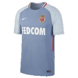 Мужское футбольное джерси 2017/18 A.S. Monaco FC Stadium AwayМужское футбольное джерси 2017/18 A.S. Monaco FC Stadium Away из дышащей влагоотводящей ткани обеспечивает охлаждение и комфорт.<br>