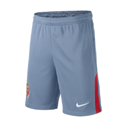 2017/18 A.S. Monaco FC Stadium Home/Away Older Kids' Football Shorts