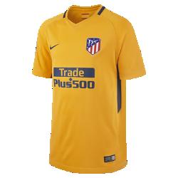 2017/18 Atletico de Madrid Stadium Away Older Kids' Football Shirt