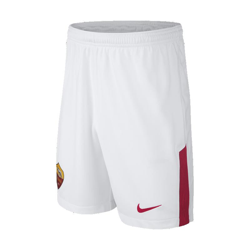 2017/18 A.S. Roma Stadium Home/Away Older Kids' Football Shorts