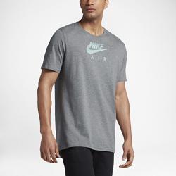 Мужская футболка Nike Sportswear HeritageМужская футболка Nike Sportswear Heritage из мягкого и прочного хлопка обеспечивает комфорт на весь день.<br>
