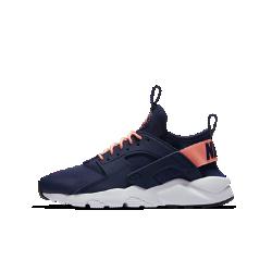 Кроссовки для школьников Nike Air Huarache UltraКроссовки для школьников Nike Air Huarache Ultra — новая версия оригинальной модели с комбинированной цельной подошвой для легкости и комфорта на новом уровне.<br>