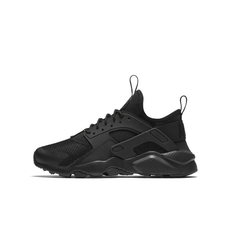 Nike Air Huarache Ultra Schuh für ältere Kinder Schwarz