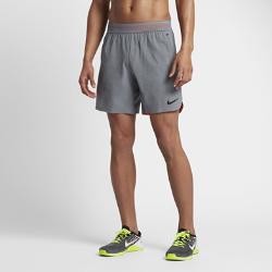 Мужские шорты для тренинга Nike Flex-Repel 20,5 смМужские шорты для тренинга Nike Flex-Repel 20,5 см обеспечивают полную свободу движений и защиту от влаги и перегрева во время самых интенсивных тренировок.  Свобода движений  Ткань Nike Flex и укороченный шаговый шов 20,5 см обеспечивают свободу движений во время бега, прыжков и поднятия веса  Охлаждение  Перфорация по всей поверхности и отводящая влагу технология Dri-FIT обеспечивают комфорт и защиту от перегрева во время самых интенсивных моментов тренировки.  Защита от дождя  Ультралегкая водоотталкивающая ткань защищает от легкого дождя, не влияя на воздухопроницаемость.<br>