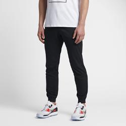 Мужские брюки для гольфа Nike Flex JoggerМужские брюки для гольфа Nike Flex Jogger из эластичной ткани с прилегающим анатомическим кроем обеспечивают свободу движений и комфорт во время игры.  Свобода движений  Эластичная ткань Nike Flex обеспечивает динамическую посадку для абсолютной свободы движений.  Комфорт  Технология Dri-FIT отводит влагу от кожи на поверхность ткани, где она быстро испаряется.  Свобода движений и комфорт  Плотная прилегающая посадка не ограничивает движений.<br>