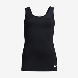Майка для тренинга для девочек школьного возраста Nike Pro HyperCoolМайка для тренинга для девочек школьного возраста Nike Pro HyperCool из влагоотводящей ткани с конструкцией без рукавов обеспечивает прохладу и комфорт во время интенсивных тренировок.<br>