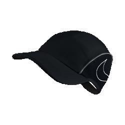 Женская кепка для бега Nike AeroBillЖенская кепка для бега Nike AeroBill обеспечивает защиту и вентиляцию во время пробежки.<br>