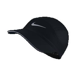 <ナイキ(NIKE)公式ストア>ナイキ エアロビル ウィメンズ ランニングキャップ 848411-010 ブラック 30日間返品無料 / Nike+メンバー送料無料