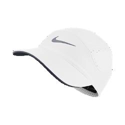 <ナイキ(NIKE)公式ストア>ナイキ エアロビル ウィメンズ ランニングキャップ 848411-100 ホワイト 30日間返品無料 / Nike+メンバー送料無料