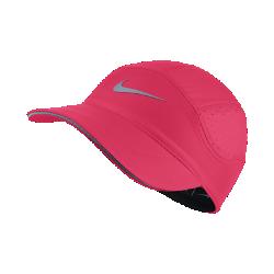 40%OFF!<ナイキ(NIKE)公式ストア>ナイキ エアロビル ウィメンズ ランニングキャップ 848411-617 ピンク 30日間返品無料 / Nike+メンバー送料無料