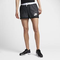 Женские шорты из сетки Nike SportswearЖенские шорты из сетки Nike Sportswear из двухслойной сетки обеспечивают воздухопроницаемость и комфорт.<br>